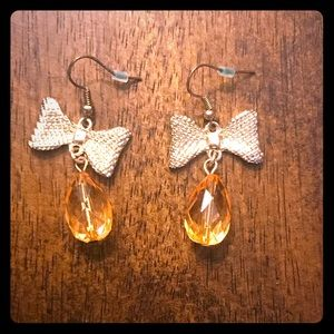 Jewelry - Little bow earrings